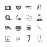 Simple medical icon Royalty Free Stock Image