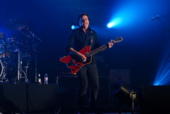 Simple Minds in Concert Stock Photo