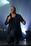 Simple Minds in Concert stock images