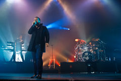 Simple Minds in Concert Royalty Free Stock Image