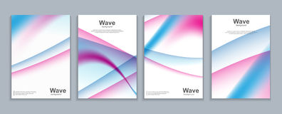 Simple Minimal Covers Abstract 3d Meshes Template Design. Future Geometric Pattern. Vector Illustration. EPS10 royalty free illustration