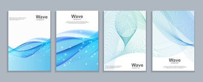 Simple Minimal Covers Abstract 3d Meshes Template Design. Future Geometric Pattern. Vector Illustration Stock Image