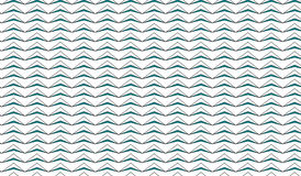 Simple Modern abstract monochrome triangular wave pattern Royalty Free Stock Images