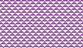 Simple Modern abstract purple and white  checkered rhombus  tiles  pattern Royalty Free Stock Photos