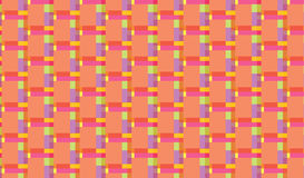 Simple Modern abstract red and purple tiles  pattern Royalty Free Stock Image