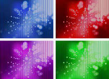 Simple mosaic tile pattern internet background Stock Images