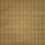 Simple Neutral tan plaid Background Grunge Textured Look. A background for perhaps an advertising spot Stock Image
