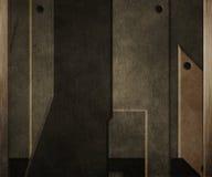 Old Metallic Texture Royalty Free Stock Image
