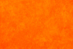 Simple orange background Stock Images