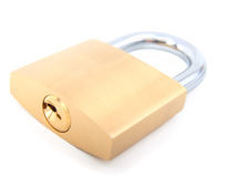 Simple Padlock Stock Images