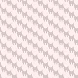 Simple pastel floral pattern for cute childish textile or scrapbooking background. Simple pastel floral pattern for cute childish and female, textile or Stock Photography