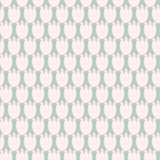 Simple pastel floral pattern for cute childish textile or scrapbooking background. Simple pastel floral pattern for cute childish and female textile or Royalty Free Stock Photography