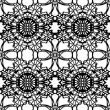 Simple pattern lace Royalty Free Stock Photos