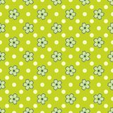 Simple pattern with small scale blooming flowers. Liberty style pattern. Floral seamless background for prints, textile, book covers, wallpapers, wrapping vector illustration