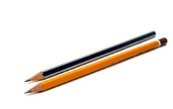 simple pencil isolated Royalty Free Stock Photography