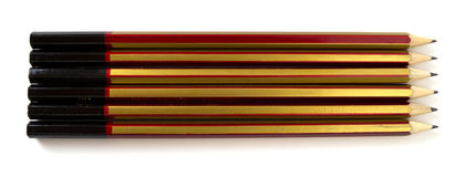 Simple pencils Royalty Free Stock Image