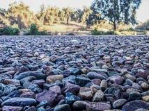 Simple photo of gravels. Simple photo of gravel Royalty Free Stock Photos