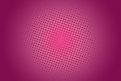 Simple Halftone Dotted Circles Background Royalty Free Stock Images