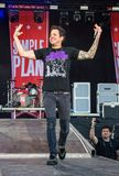 Simple Plan Stock Image