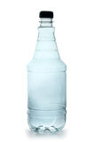 Simple plastic bottle Stock Photography