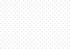 Simple polka dot background. Simple polka dot pattern of white and blue dots background Stock Image