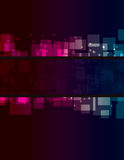 Simple Polygon background Royalty Free Stock Photos