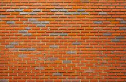 Black and Red brick wall Stock Image