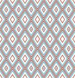 Simple  rhombus pattern. Royalty Free Stock Image