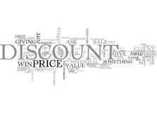 A Simple Sales Strategy What To Say When Asked For A Discount Word Cloud. A SIMPLE SALES STRATEGY WHAT TO SAY WHEN ASKED FOR A DISCOUNT TEXT WORD CLOUD CONCEPT Royalty Free Stock Photo