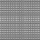 Simple seamless irregular geometric pattern with rectangular sha Stock Image