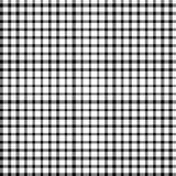 Simple seamless irregular geometric pattern with rectangular sha Stock Images