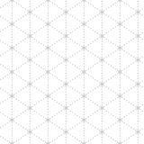 Simple seamless minimalistic pattern Stock Image