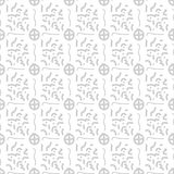 Simple seamless minimalistic pattern royalty free illustration