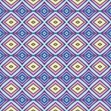 Simple seamless modern chevron zig zag pattern Stock Photo