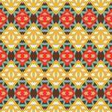 Simple seamless modern chevron zig zag pattern Royalty Free Stock Photo