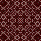 Simple seamless pattern. Retro, checked,. Simple stylish brown texture. Regular pattern. Illustration Stock Images