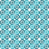 Simple seamless pattern Royalty Free Stock Photos