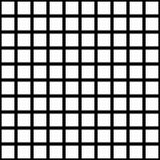 Simple seamless square grid pattern background Stock Images