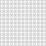 Simple seamless square pattern Royalty Free Stock Photography