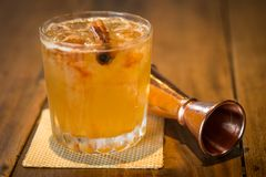 Gold rush drink zk ch. This simple sour has a name that calls to mind a 19th-century classic, but it`s much more modern than that. Bartender T. J. Siegal created Stock Image
