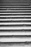 Simple staircase abstract background Stock Images