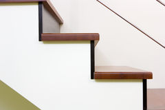 Simple stairs Stock Image