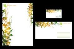 Simple stationary design Stock Photo