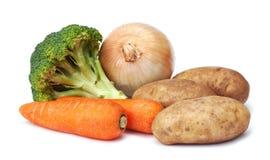 Simple Stew Ingredients Stock Image
