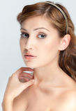 Simple Stunning Beauty Stock Image