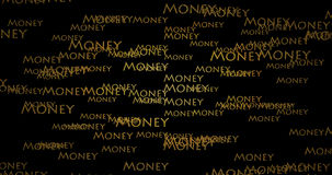 Simple texture related to Money isolated with back background Royalty Free Stock Photo