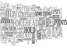 A Simple Tip For When You Re Stressed Word Cloud. A SIMPLE TIP FOR WHEN YOU RE STRESSED TEXT WORD CLOUD CONCEPT Royalty Free Stock Image
