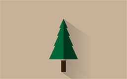 A simple tree Stock Photography