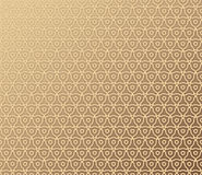 Simple triangle gradient background Royalty Free Stock Photos