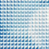 Simple triangular pattern Royalty Free Stock Photos